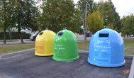 Kupiškio rajonas praturtėjo šimtais rūšiavimo konteinerių