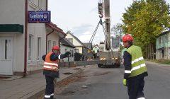 Kupiškio elektrifikacija įsibėgėjo kaip reikiant