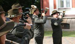 Alantos dvare išdalinti medaliai už geriausius medžioklės trofėjus