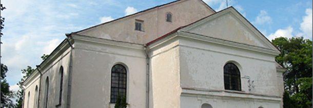 Vagys iš Skapiškio bažnyčios išsliūkino pro šonines duris, atidarę jas iš vidaus (papildyta)