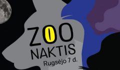 """Visi kviečiami į """"Zoo naktį"""""""