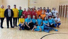 Rajono mokytojai jungėsi į Europos mokyklų sporto dieną