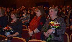 Kupiškio rajono mokytojams – sveikinimai, padėkos, gėlės ir dainos