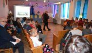 Alizavos mokiniai ir mokytojai savo dėmesį skyrė Šiaurės šalių rašytojams