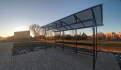 Trumpai: Kupiškyje – naujos autobusų stotelės