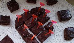 Juodupės gimnazijos konkursas: nustebino šokoladiniai pupelių pyragaičiai