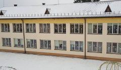 Trumpai: Juodupės gimnazija pasipuošė Kalėdoms