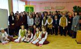 Kupiškio, Rokiškio, Biržų ir Panevėžio rajonų mokiniai – Antano Strazdo pėdsakais
