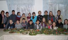 Salamiesčio pagrindinė mokykla: Kalėdų belaukiant…
