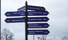 Kupiškėnai pėsčiuosius nukreipia į aštuonias lankytinas vietas