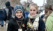 """Kupiškėnai Lukas Ulkė ir Anelė Kavaliauskaitė įveikė distanciją """"Gyvybės ir mirties keliu"""""""