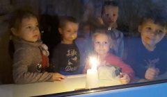 Žvakutės degė Lietuvos laisvės gynėjams atminti