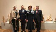 Kultūros ministro vizitas Rokiškyje – Lietuvos kultūros sostinėje