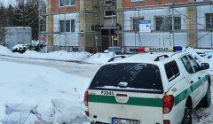 Ir policija, ir Kupiškio Taikos gatvės namo gyventojai ieško nelaimės priežasties