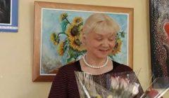 Dailininkė Rūta Aižinienė: paroda kupiškėnams