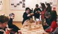 Rokiškio krašto muziejus pasidalino į daugybę dirbtuvėlių