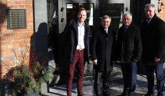 Trumpai: Kupiškyje lankosi Seimo pirmininkas Viktoras Pranckientis