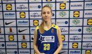 Kupiškietė Gabija Strolytė – pretendentė į Lietuvos krepšinio mergaičių rinktinę