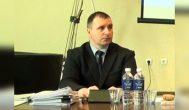 Posėdyje Kupiškio rajono merui talkino teisininkas Irmantas Gudas