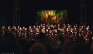 Lietuvos valstybės atkūrimo 101-ajam gimtadieniui – rokiškėnų 110 smuikų
