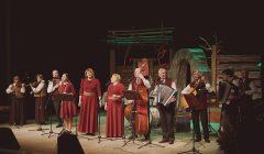 """Anykščių respublikinės kapelų šventės """"Gaida"""" žiūrovų prizas – Kėdainių kapelai """"Vilainiai"""""""
