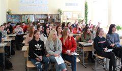 """Rokiškio """"Karjeros mugei"""" – šalies mokymo įstaigų dėmesys"""