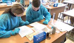 L. Stuokos-Gucevičiaus gimnazija vėl pakvietė į gamtos mokslų varžytuves