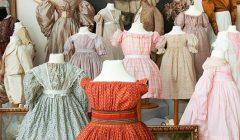 Trumpai: Rokiškio krašto muziejuje jau parengta A. Vasiljevo fondo vaikiškų rūbų paroda