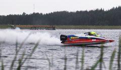 Trumpai: į Kupiškio marias grįžta vandens formulė F2
