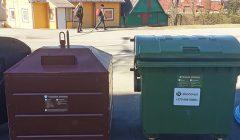 Kupiškėnų maisto atliekų konteineriai bus tuštinami kartą per savaitę