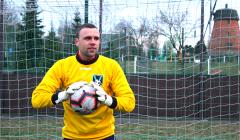 Susipažįstame su FC Kupiškis komanda: Aurimas Žirgulis užima vartininko poziciją