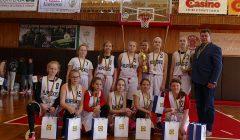 Kupiškio sporto istorinis įvykis: LIDL-MKL U14 mergaičių B divizione kupiškietės laimėjo bronzą