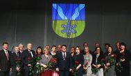 Prisiekė Kupiškio rajono savivaldybės taryba