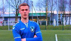 Susipažįstame su FC Kupiškis komanda: Mindaugas Butkus – vienas jauniausių futbolo talentų
