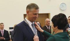 """Trumpai. Rokiškio rajono meras Ramūnas Godeliauskas: """"Esu čia ir dabar"""""""