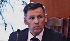 Trumpai: prisiekė Kupiškio rajono tarybos narys Egidijus Černius