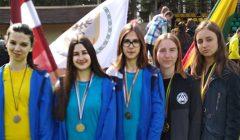 Kupiškio lengvaatletės pasipuošė aukso, sidabro ir bronzos medaliais