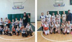 KKSC turnyruose Kupiškio berniukų komanda pelnė pirmą, mergaičių – trečią vietas