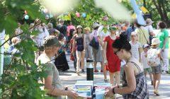 Trumpai: prie Šventosios – pasaulyje geriausia vieta vaikų festivaliui
