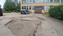 Rokiškio pagrindinė mokykla: čia niekas neverkia…