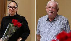 Trumpai: N. Aleksiejevai ir S. Dambrauskui už darbą padėkojo Rokiškio rajono tarybos nariai