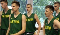 Trumpai: Domantas Vilys išvyko dalyvauti Pasaulio jaunimo (U19) krepšinio čempionate