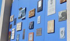 Trumpai: rokiškėnų Atminimo siena kuria stiprų įspūdį