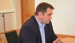 Dainius Bardauskas nušalintas nuo Kupiškio rajono savivaldybės mero pareigų