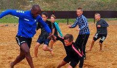 """Trumpai: vaikus treniruotei pakvietė FC """"Kupiškis"""""""