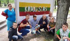 Mokėsi bendravimo metodų, piešė išnykusius Kavarsko apylinkių kaimus…