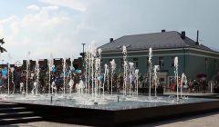 Trumpai: gražiausių šalies fontanų konkurse – ir Kupiškio fontanas