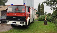 Rokiškio rajono savivaldybės ugniagesiams – dvi mašinos