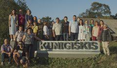 Pašventintas Kunigiškio kaimo pavadinimas – graži proga bendruomenės šventei