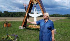 """Tradicinė Toliūnų šventė """"Langas į širdį"""" – su """"Baltijos kelio"""" šviesa"""